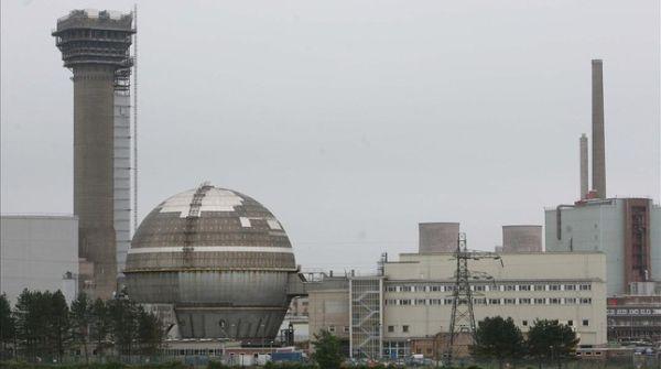 Великобритания – Ядреният комплекс Селлафилд