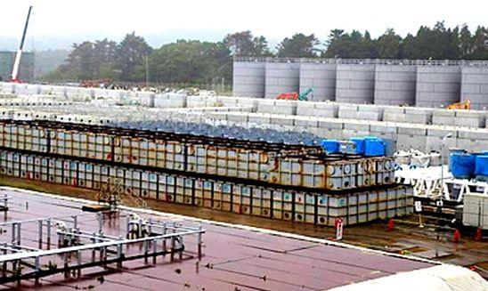"""Япония – АЕЦ """"Фукушима-1"""" – ще подменят част от цистерните за радиоактивна вода"""
