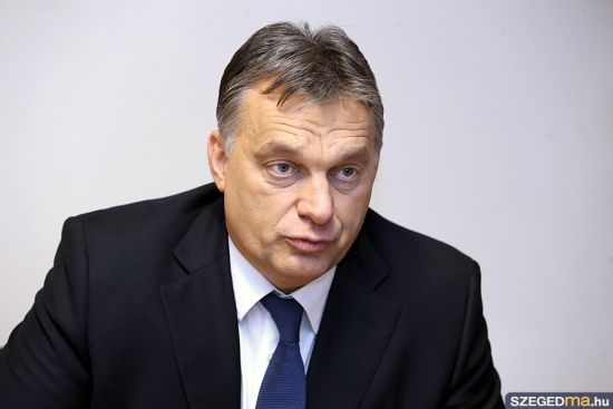 "Унгария – Виктор Орбан – интервю за ""Szegedma.hu"""