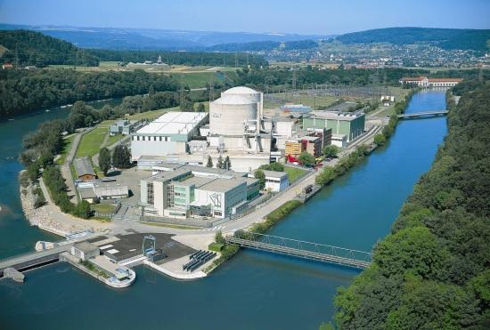 GreenPeace в Швейцария и Франция протестират срещу АЕЦ