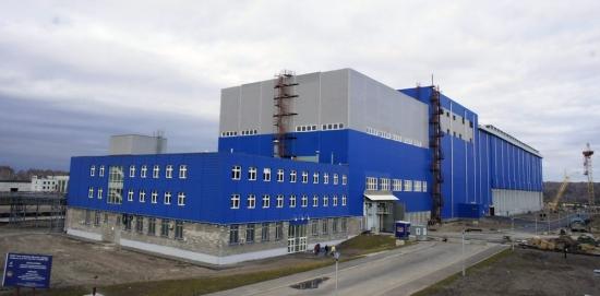 Русия – ГХК – РМЗ достигна проектния си капацитет