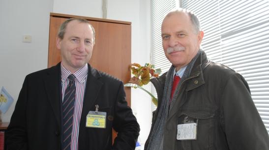 ДП РАО – Оперативна среща с европейски представители