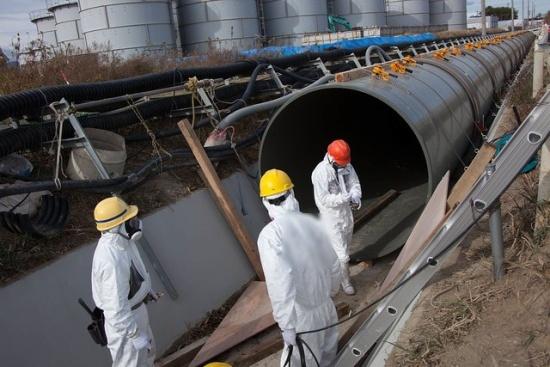 """Япония – подземен канал ще отвежда водите от АЕЦ """"Фукушима-1"""" в океана"""