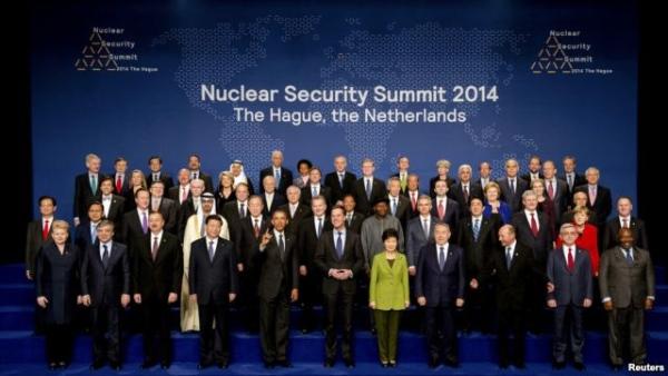 Страните-участнички в срещата на върха в Хага се договориха за мерките за укрепване на ядрената сигурност