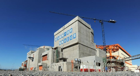 """Китай – втори блок на АЕЦ """"Хунянхе"""" е въведен в промишлена експлоатация"""