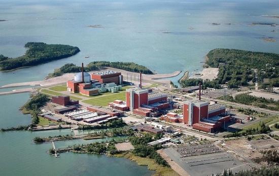 """Финландия – АЕЦ """"Олкилуото"""" – морска вода попада през кондензаторите на един от блоковете"""