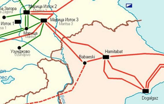 България ще изнася повече ток за Турция