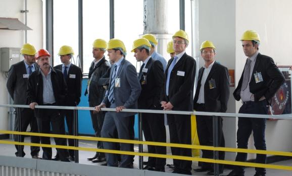 ДП РАО се включи в двустранен форум в областта на ядрената индустрия