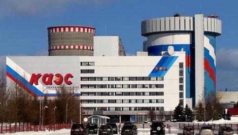 Русия – Завършиха работите по ПСЕ на първи блок на Калининската АЕЦ
