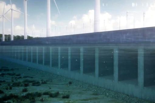 Китай ще построи 40-километрова дига за усвояване на енергията на приливите