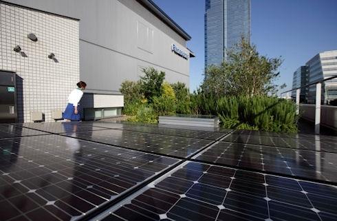 Panasoniс създаде слънчеви панели с рекорден КПД