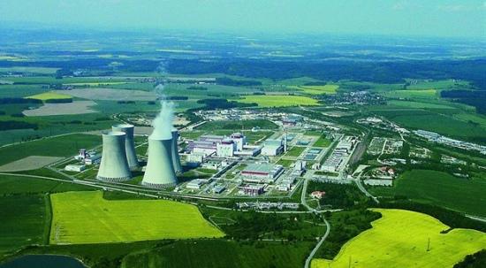 """Чехия – Местните власти ще лобират за дострояване на АЕЦ """"Темелин"""""""