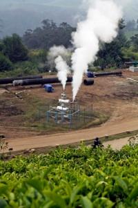 Индонезия ще построи най-голямата в света геотермална елекртоцентрала