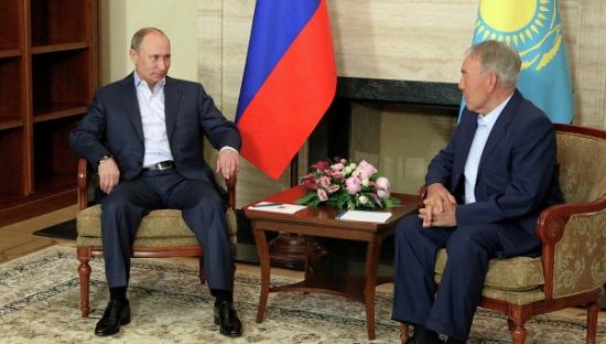 Русия и Кзахстан подписаха меморандум за строителство на АЕЦ
