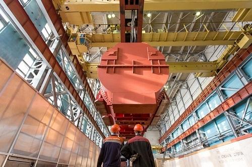"Модернизация на турбогенератора на шести блок на АЕЦ ""Козлодуй"""