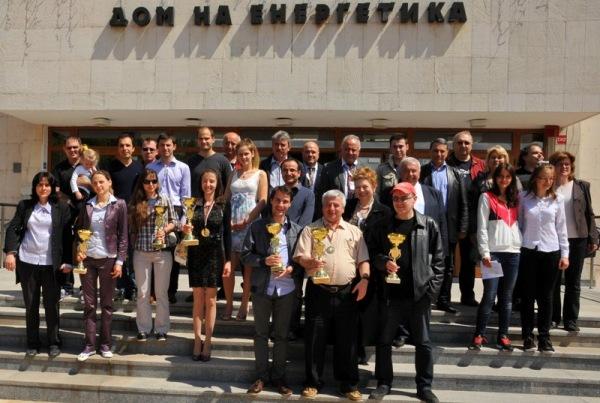 Козлодуй – в дома на енергетика бяха обявени новите републикански шампиони по шах за 2014 година