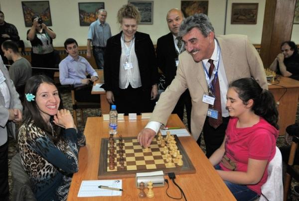 Държавно индивидуално първенство по шахмат за мъже и жени в Козлодуй