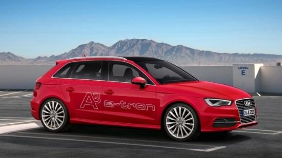 Audi разработва генератор, вграден в окачването на автомобила
