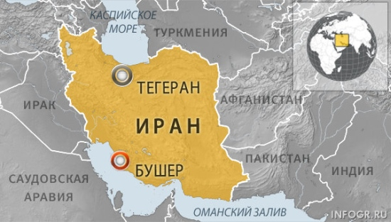 """РФ и Иран са в заключителен етап на съгласуване на документите по новите блокове на АЕЦ """"Бушер"""""""