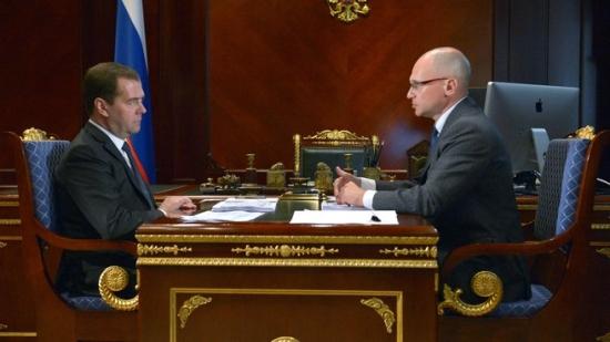 """Сергей Кириенко – """"Росатом"""" очаква чуждестранни поръчки за 100 милиарда долара през тази година"""