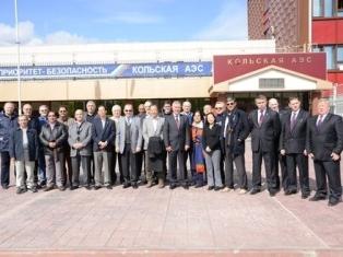 Дипломати посетиха Колската АЕЦ и други обекти на Росатом в Мурманска област