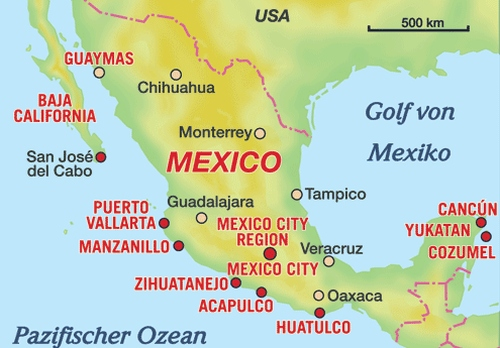В Мексико задигнатият от престъпници контейнер с радиоактивни материали е намерен