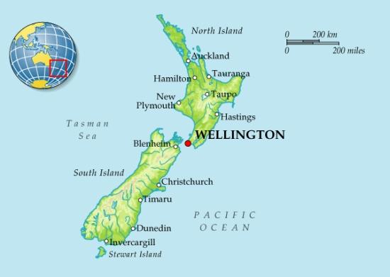 Нова Зеландия може неочаквано да започне да добива уран