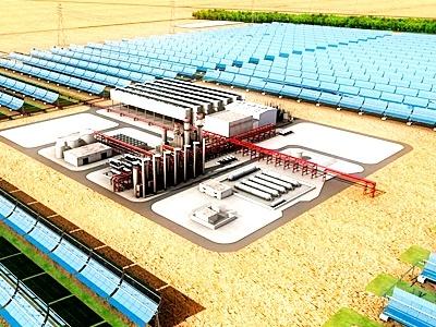 В Пакистан се строи първата в страната слънчева електроцентрала, която ще стане най-голямата в света