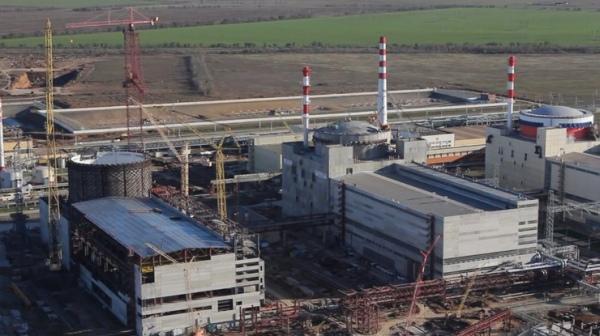 Русия – на трети блок на Ростовската АЕЦ започнаха изпитанията на ГЦП