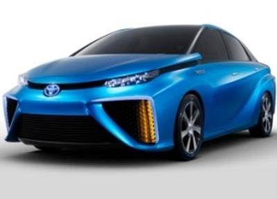 Toyota, работеща с водород е конкурент на екологичнатаTesla