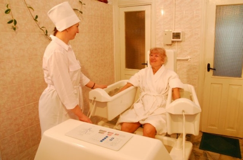 В Крим ще се развива радонотерапията