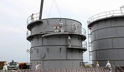 Фукушима – Радиоактивната вода съхраняват в цистерни от рециклирани материали?
