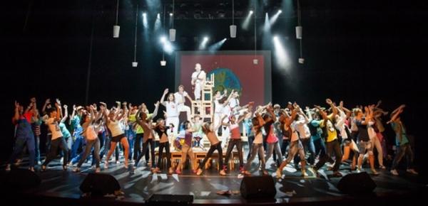"""В Санкт-Петербург «Nuclear Kids» ще представят премиерата на мюзикъла """"Лабиринти на детството"""""""