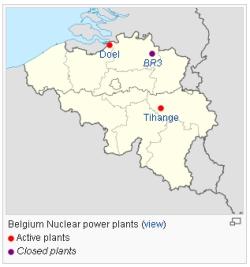 Белгия създава зимен стабилизационен енергиен резерв