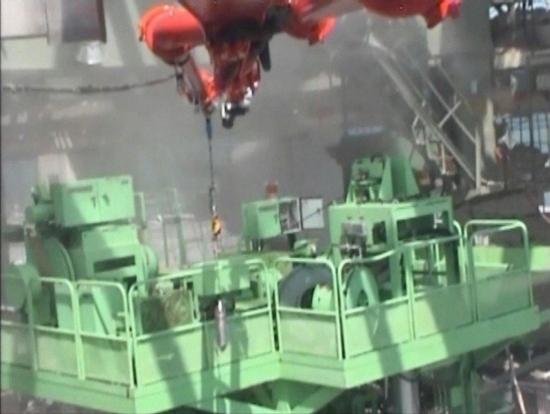 """Част от крана падна в басейна за отлежаване на горивни касети (БОК) на АЕЦ """"Фукушима-1"""""""