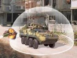 Американците разработват енергиен щит за защита на бойна техника