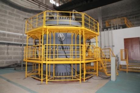Произведен е хелиев двигател турбо-вентилатор за китайския проект HTR-PM