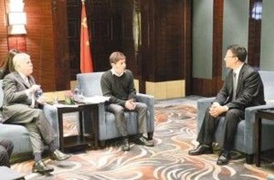"""Аржентинска делегация посети Китай за да обсъди строителството на АЕЦ """"Атуча-3"""""""