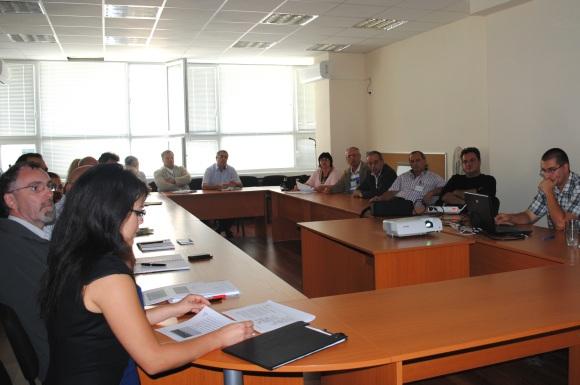 Арменски специалисти се запознаха с опита по управление на РАО в България