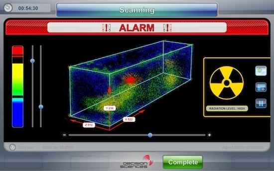 САЩ представиха мюонните детектори MMPDS във Виена