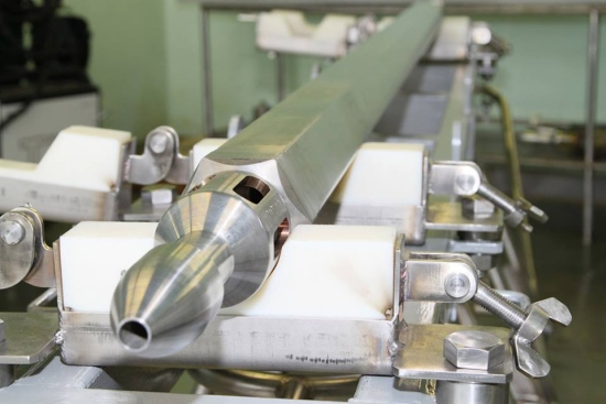 """Горивната компания ТВЕЛ, част от """"Росатом"""", пуска ново нитридно гориво за реактор с бързи неутрони БН-600"""