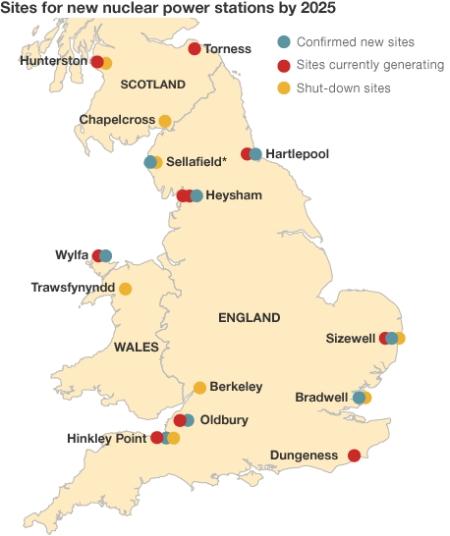 Одобрява ли Европейския Съюз плановете за построяване на АЕЦ във Великобритания?