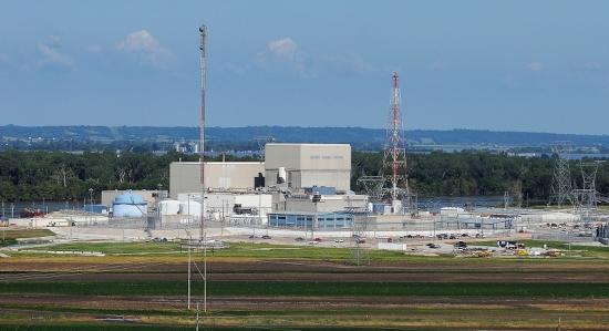 САЩ – на АЕЦ Cooper кран изтърва върху реактора 4 метров детайл