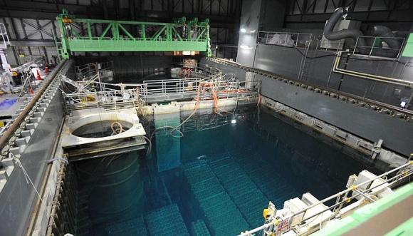 """Изваждането на ОЯГ от първи енергоблок на АЕЦ """"Фукушима-1"""" ще бъде отложено с няколко години"""