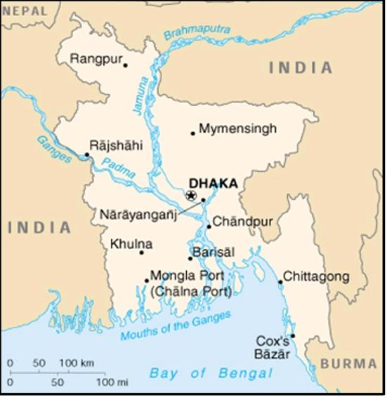 """Бангладеш – НИАЭП търси изпълнител за разработване на проект за водосборни съоръжения за АЕЦ """"Рупур"""""""