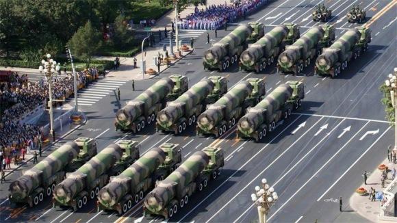 Вече 50 години Китай е ядрена държава – подробности за ядрения му арсенал
