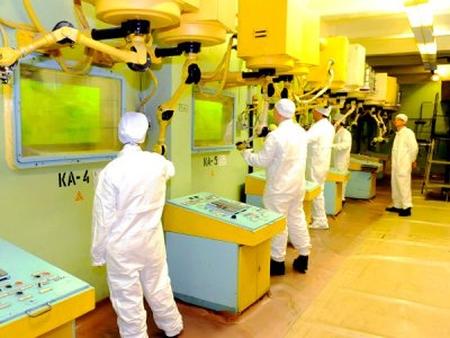 Разработена е нова технология при преработване на ОЯГ без генериране на течни РАО