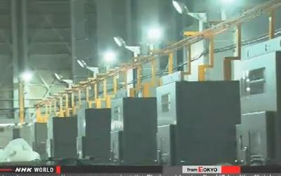 """На АЕЦ """"Фукушима-1"""" демонстрираха нова система за очистване на радиоактивна вода"""