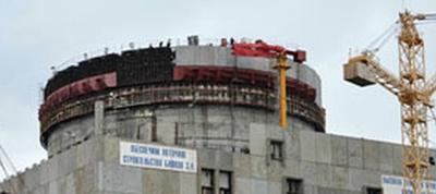 Ростовска АЕЦ – Започна монтажът на купола на контейнмънта на ядрения остров на четвърти блок