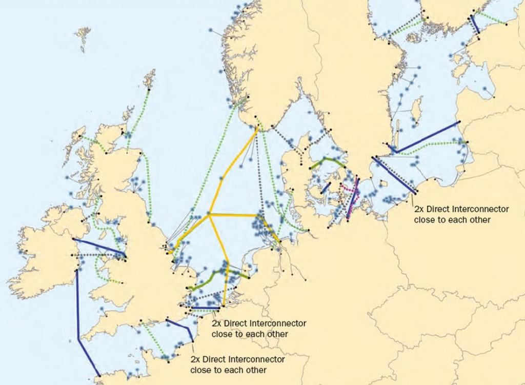 Между Норвегия и Великобритания ще бъде прекаран най-дългият в света подводен силов кабел